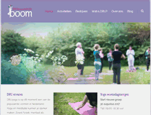 Tablet Preview of druyogaboom.nl